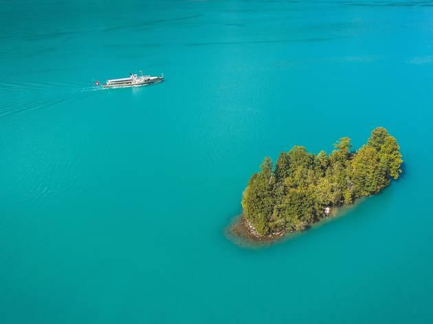 Schnäggeninseli, Bern - for Swiss Islands Switzerland Tourism repost.