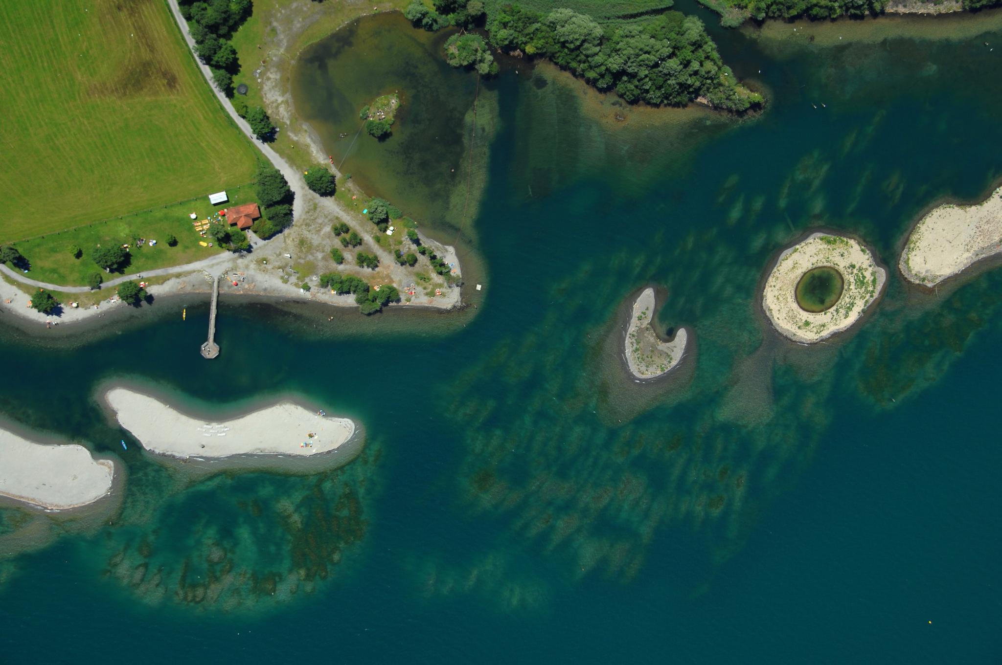 Lorelei Islands, Lucerne-Lake Lucerne Region. For Switzerland Tourism Swiss Islands repost.