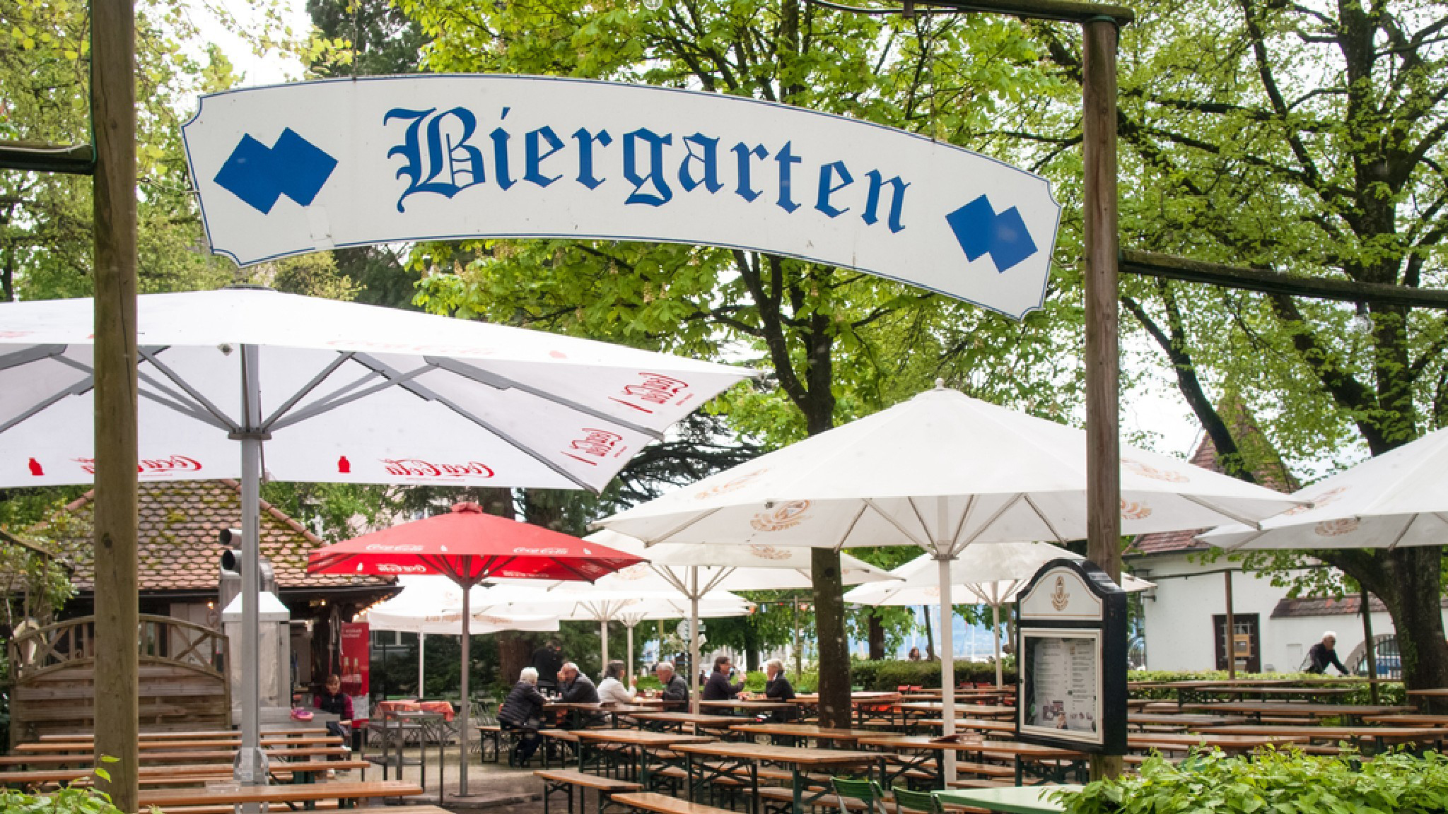 Bavaria S Famous Beer Gardens Are Reopening This Month