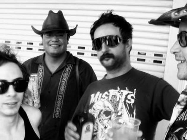 Los odio, super banda de México