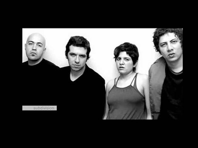 Subdivision, banda mexicana que presentó Blue Boy