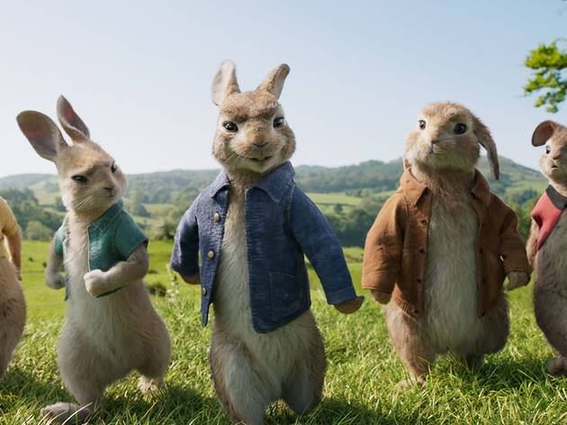 Easter movies for families