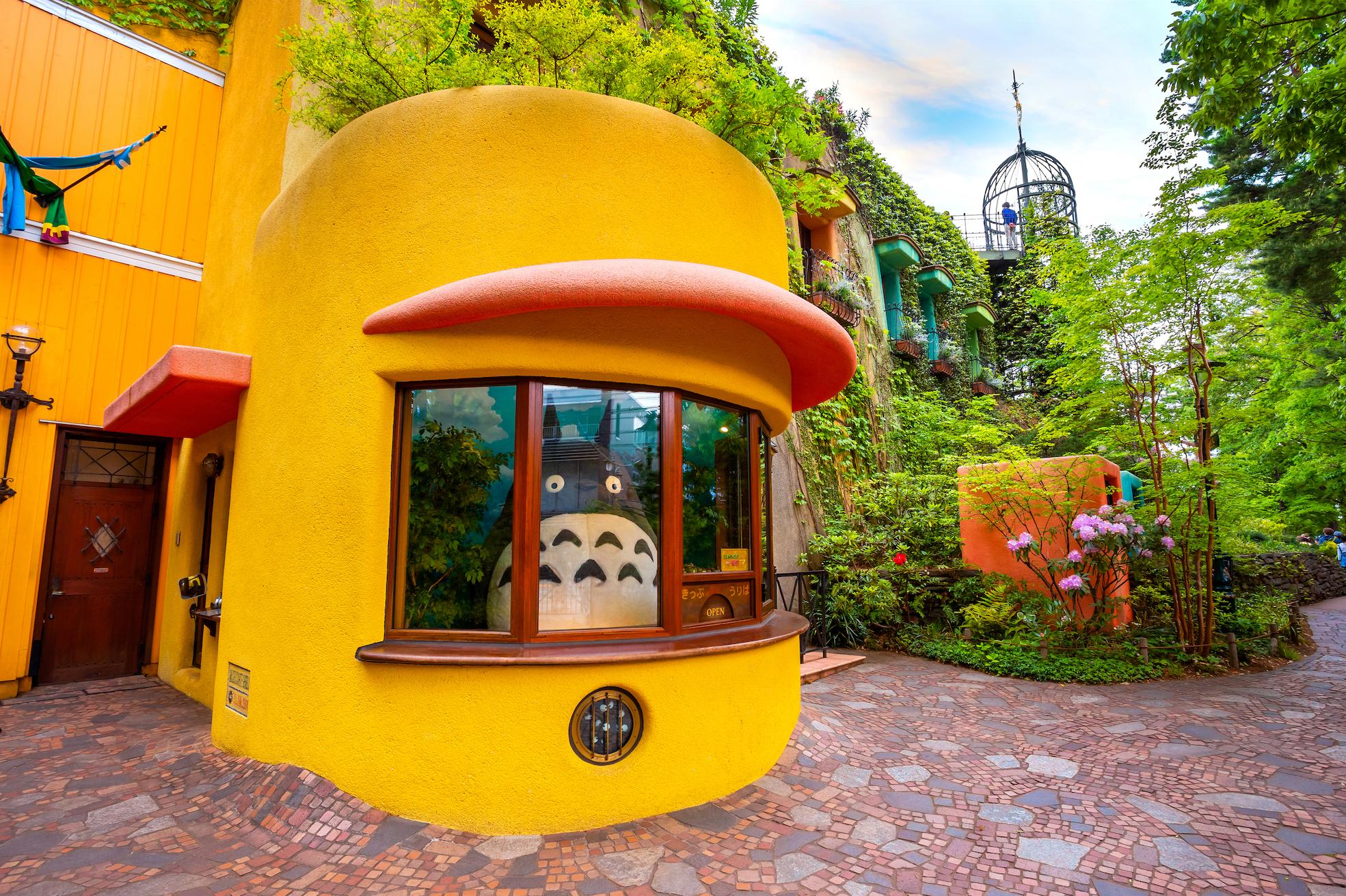 Visit Tokyo's Ghibli Museum via virtual tour now