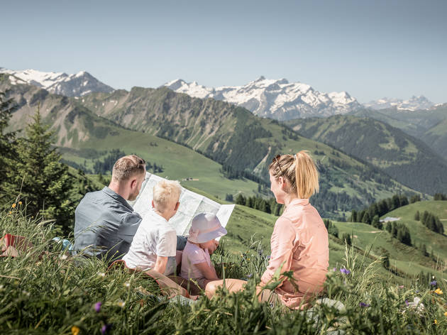 5 great family friendly experiences in Switzerland