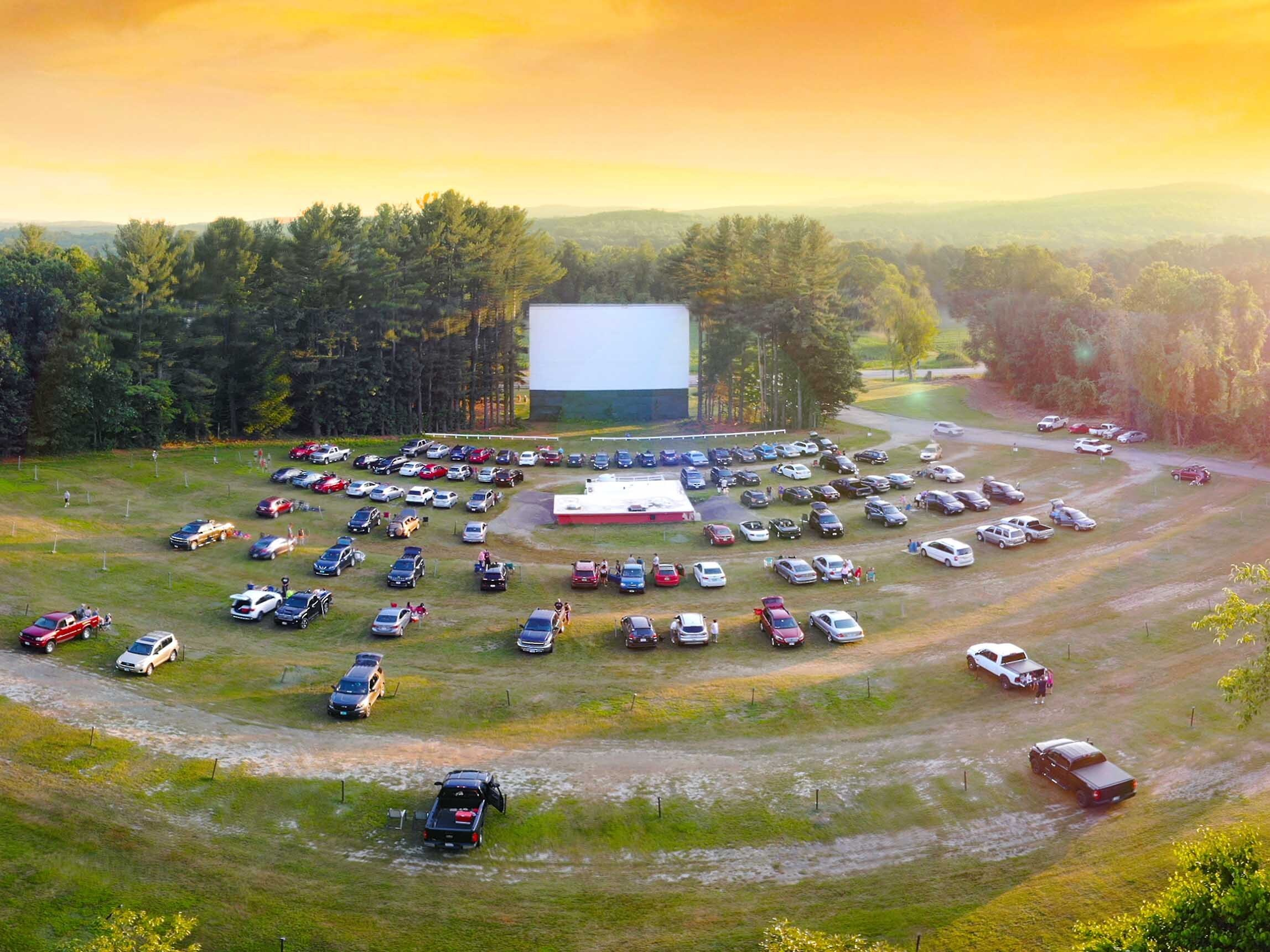 Brace Yourselves For The Return Of The Drive In Movie Theater