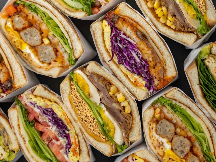 10 of the most satisfying sandwiches in Hong Kong