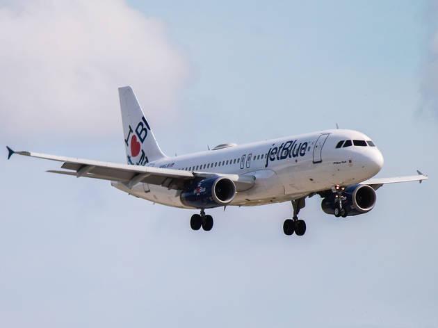 New York, NYC, Blue Angels, Thunderbirds, JetBlue, Airbus A320, NYPD, FDNY, JFK