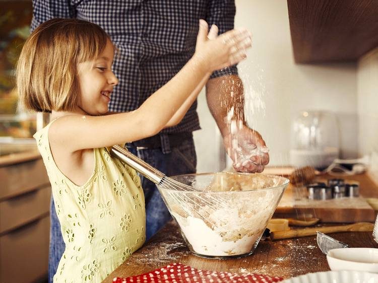 Tasty recipes for families