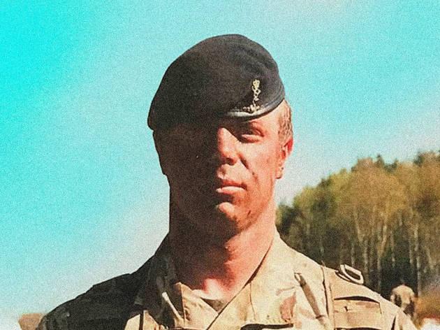 Paul Colling, army veteran