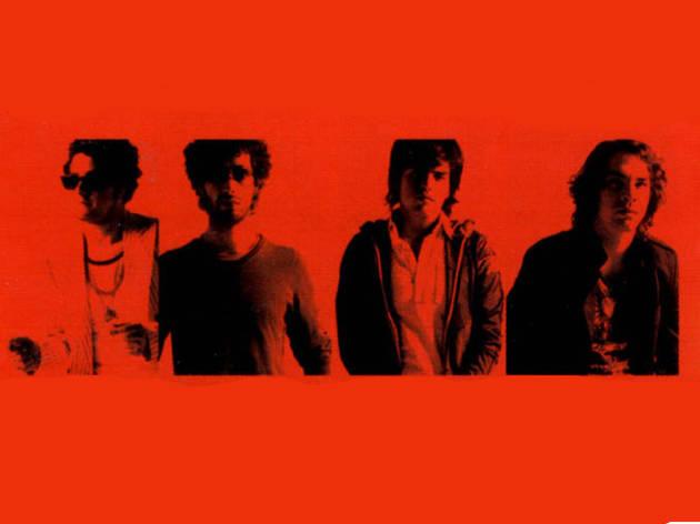 Los Dynamite, banda de rock indie mexicana