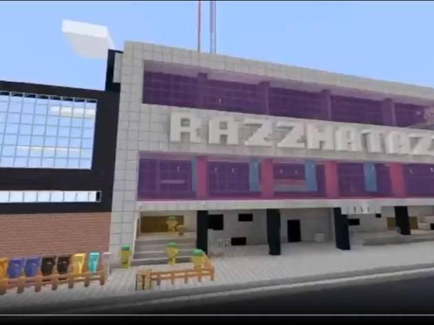 Minecraft Razz