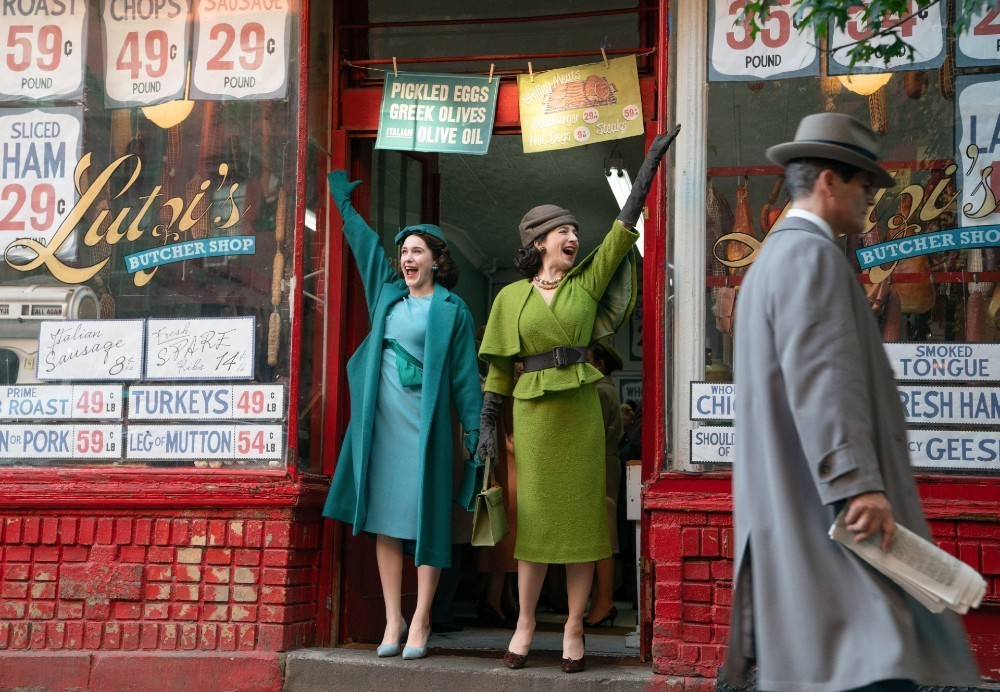 Try the recipe for Mrs. Maisel's famous brisket