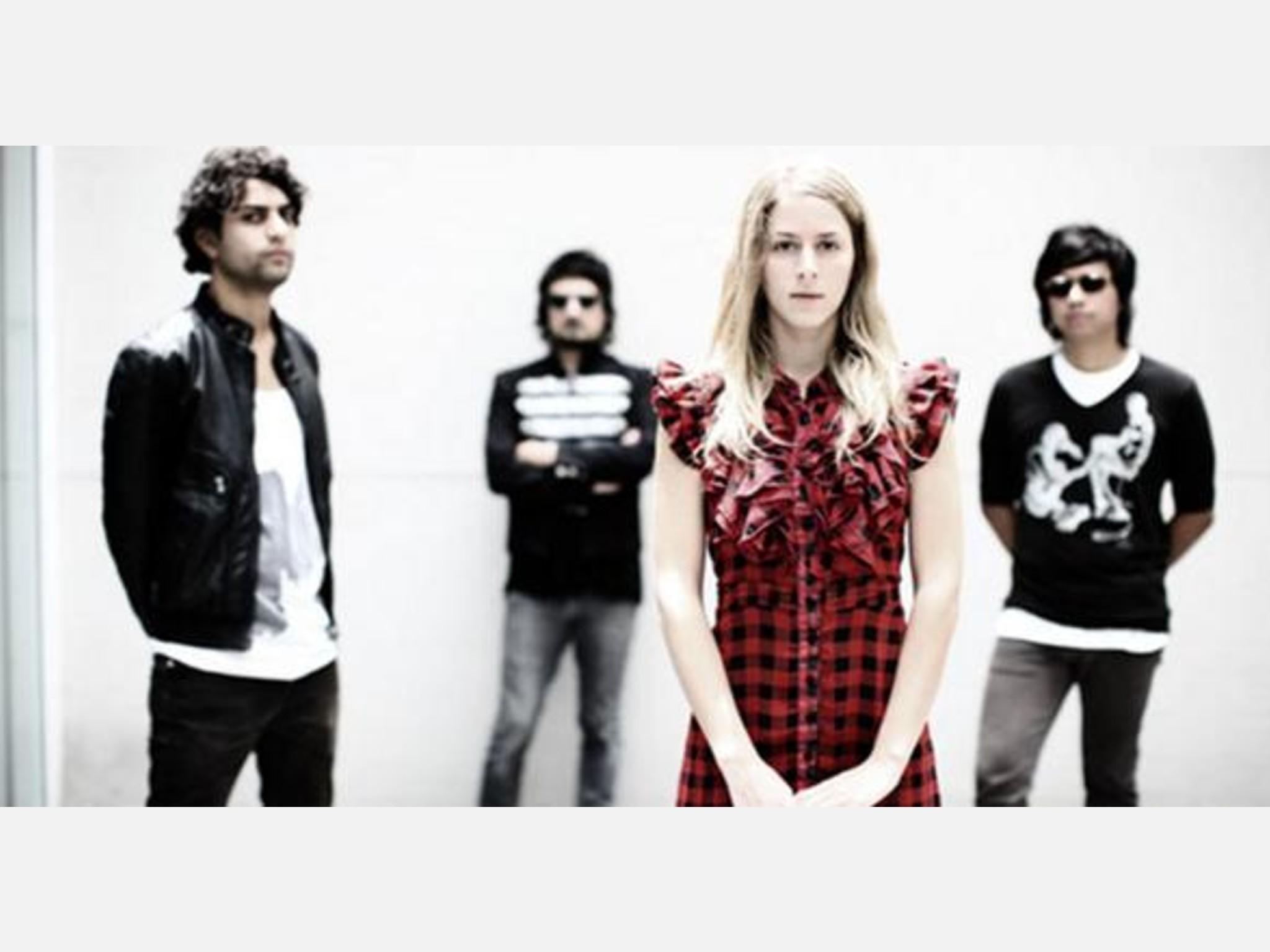 LeBarón, banda de rock indie mexicana