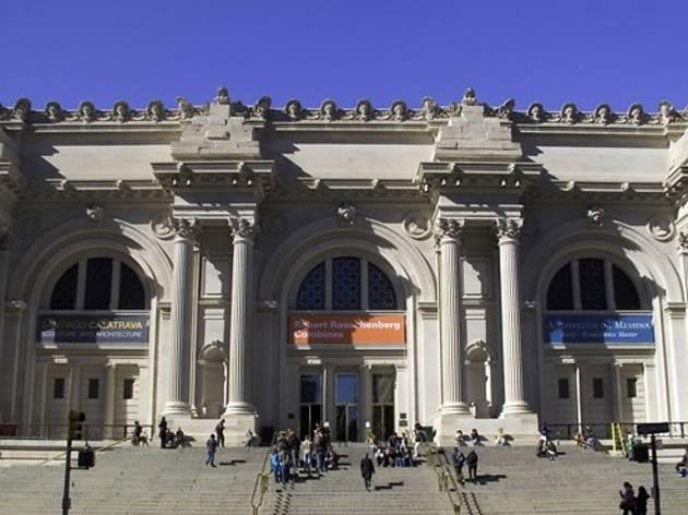 he Metropolitan Museum of Art