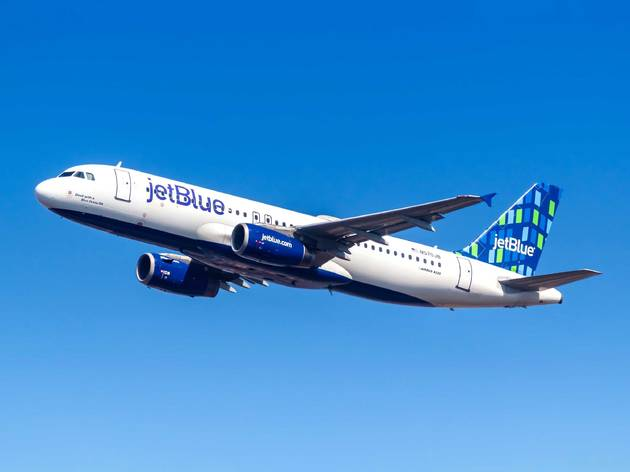 JetBlue is giving away free flights to healthcare workers