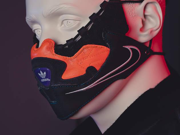 face masks, New York, Instagram, WeWantMore, Addidas, Antwerp, Belgium, Mad Max
