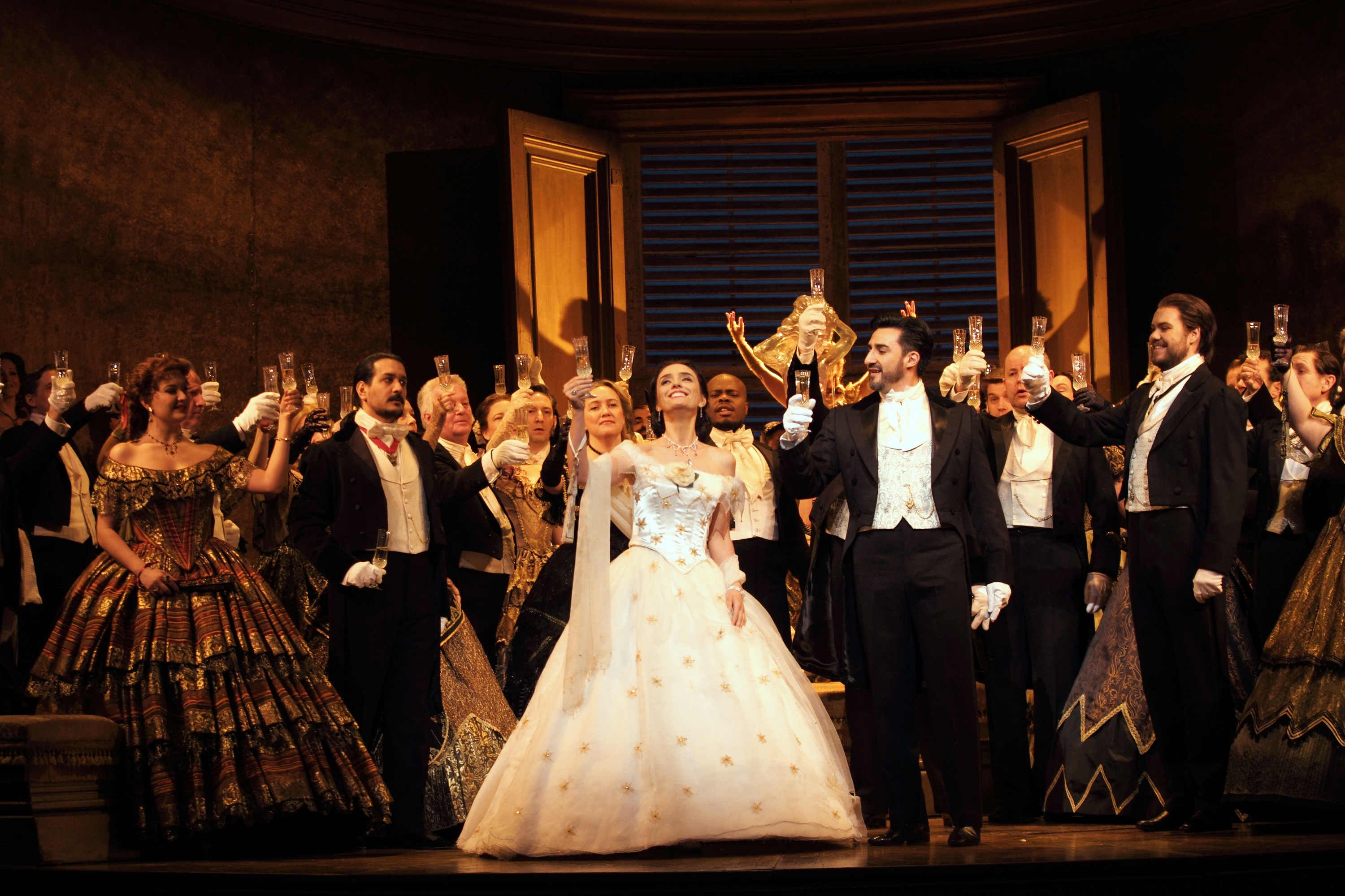 The Royal Opera House: 'La traviata'