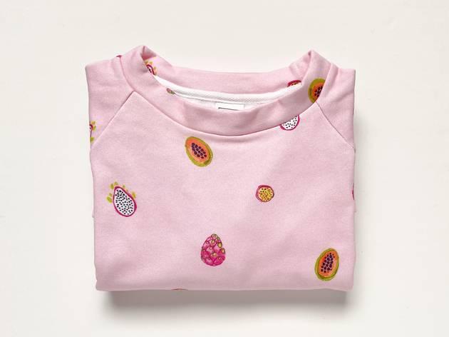 Mihso, sweatshirts, marca portuguesa, tutti frutti