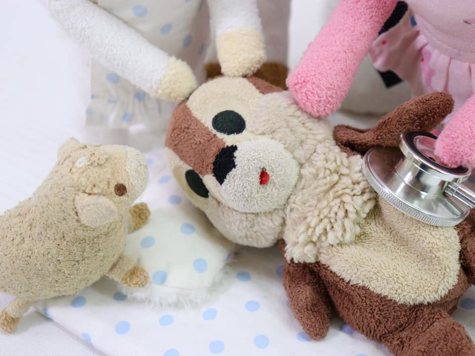 Tokyo has two 'hospitals' for treating soft toys