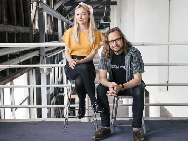 Eurovision star Kate Miller-Heidke has curated an isolation playlist