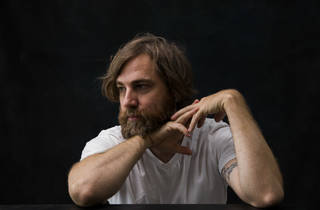 Press photo of Josh Pyke