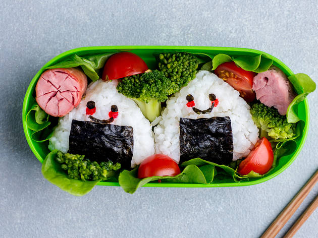 Bento box for kids