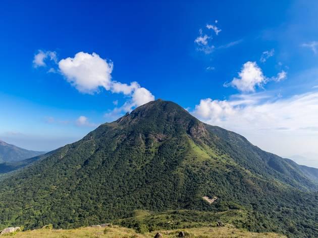 south lantau mountain