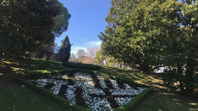 Parc de Mossèn Cinto Verdaguer