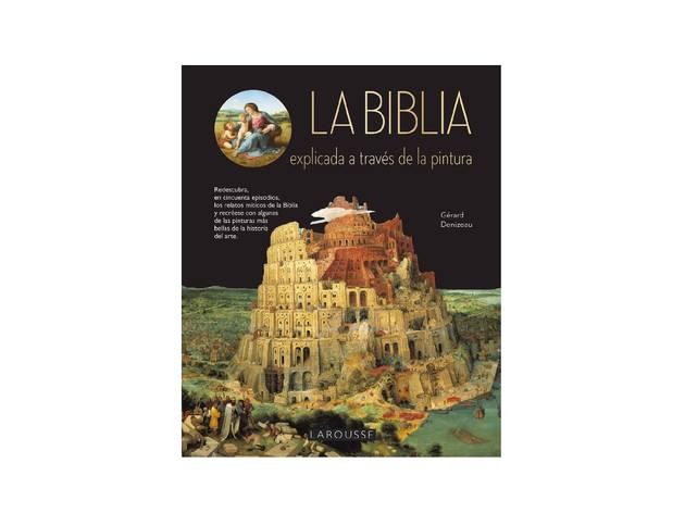 Livro, A Bíblia Explicada pela Pintura, Gérard Denizeau