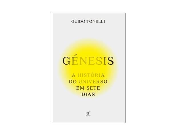Livro, Génesis - A História do Universo em Sete Dias de Guido Tonelli