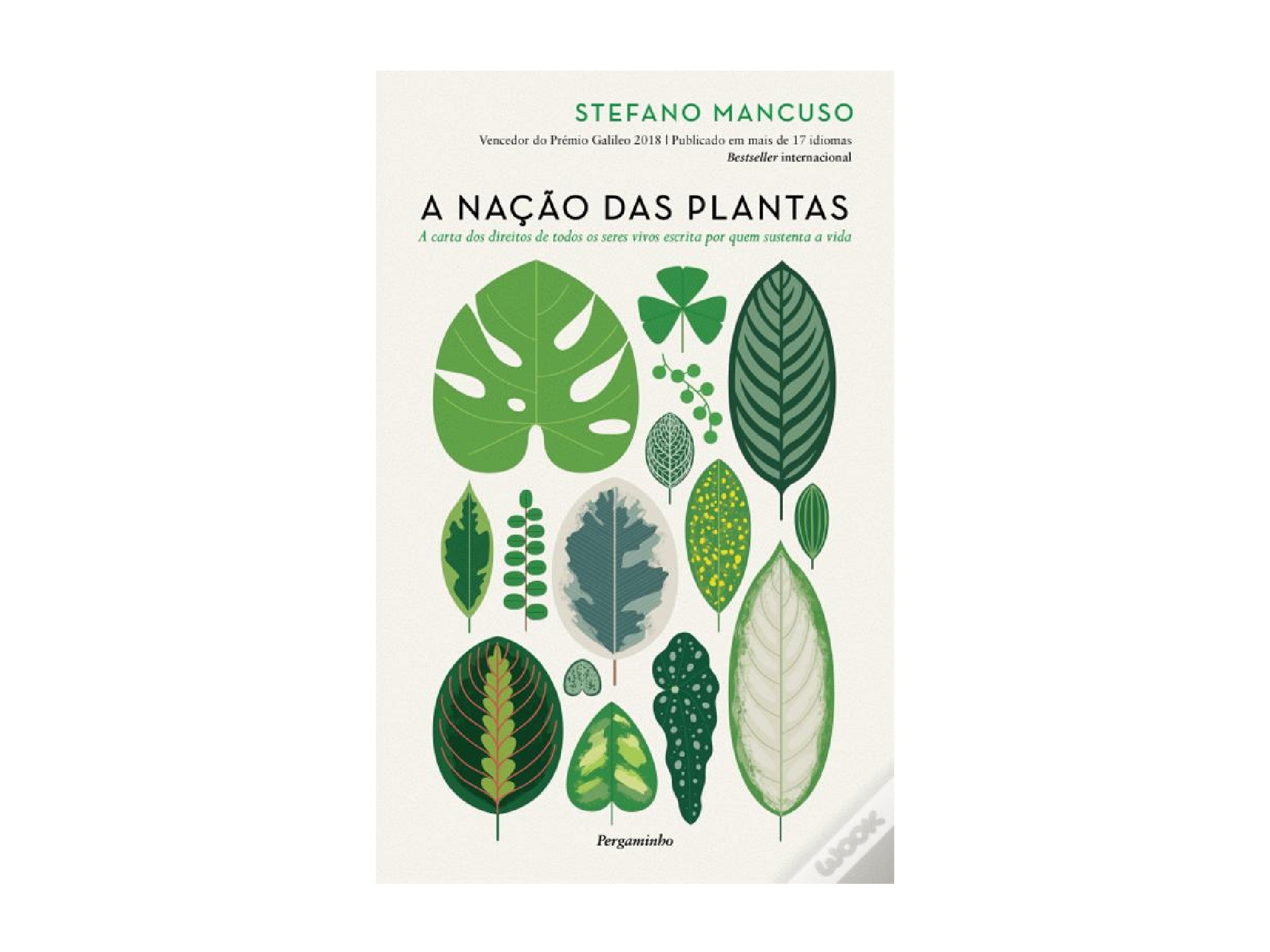 Livro, A Nação das Plantas, Stefano Mancuso
