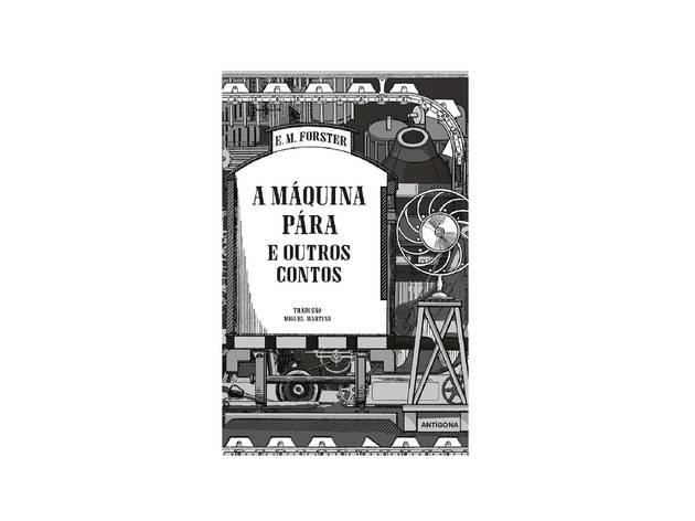 Livro, A Máquina Pára e Outros Contos, E. M. Forster