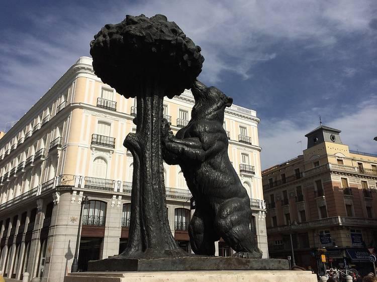 Las réplicas del oso y el madroño invadirán Madrid