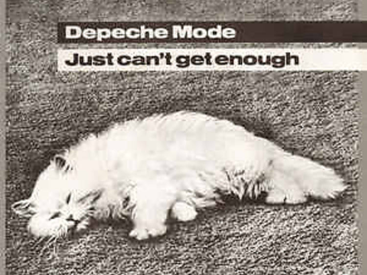 'Just can't get enough', Depeche Mode