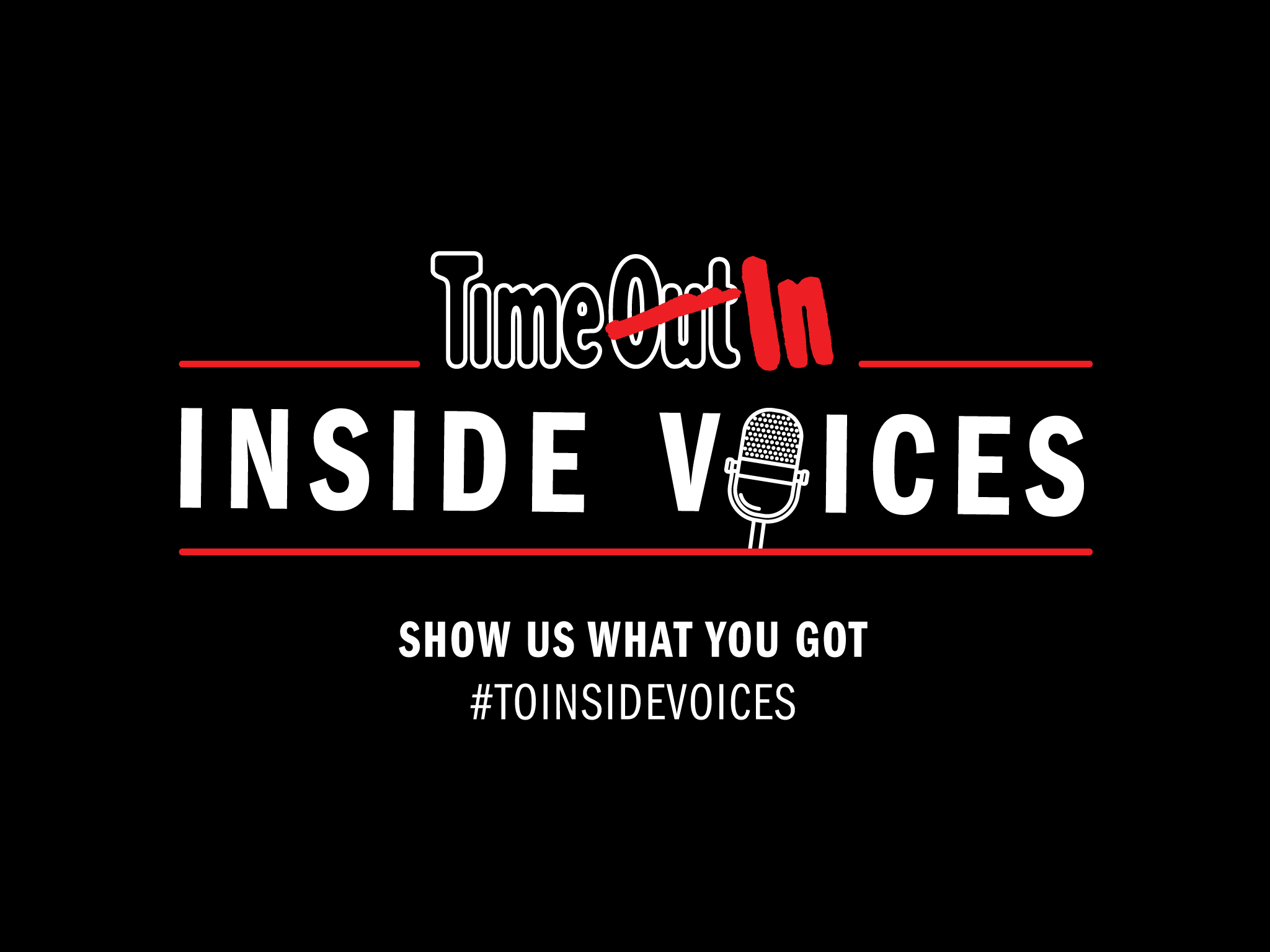 Introducing Inside Voices, Time Out's talent search