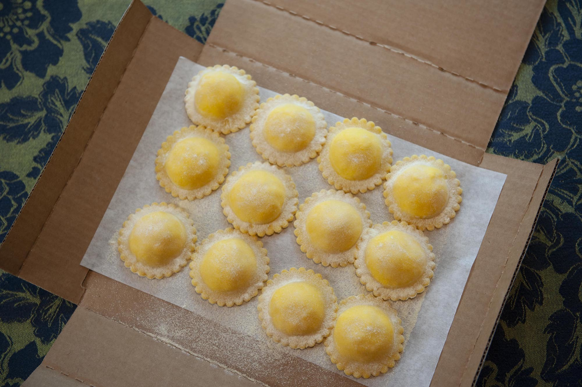 monteverde, pasta, ravioli, italian, food