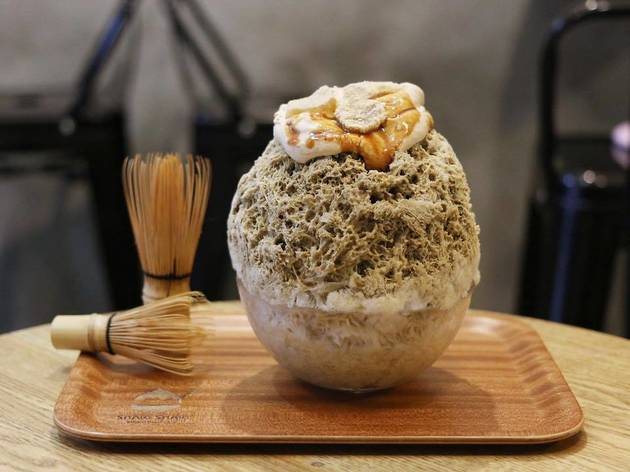 The best shaved ice desserts in Hong Kong