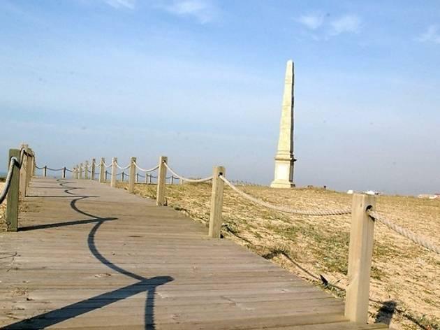 Praia da Memória Matosinhos