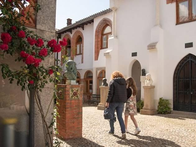 Casa-Museu Teixeira Lopes © DR