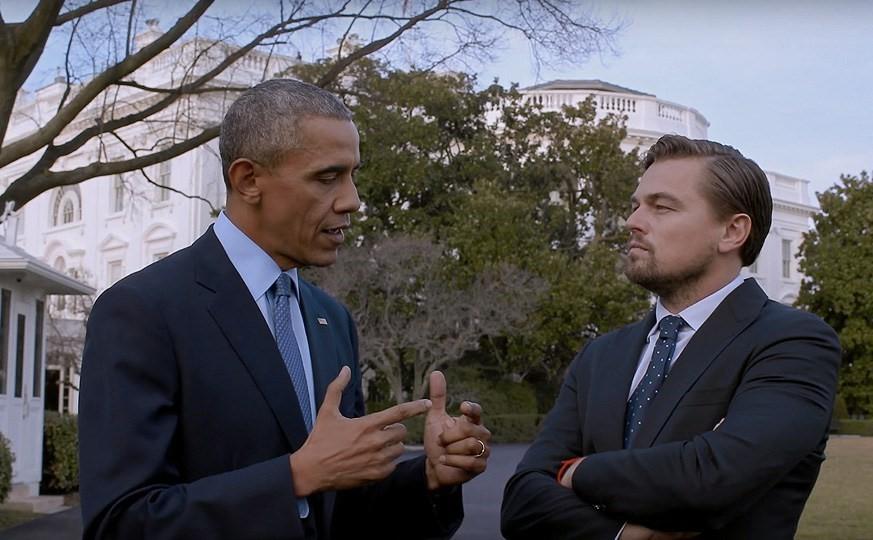DiCaprio está entre os produtores