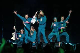 Iceland 2020 Eurovision participant Daði og Gagnamagnið