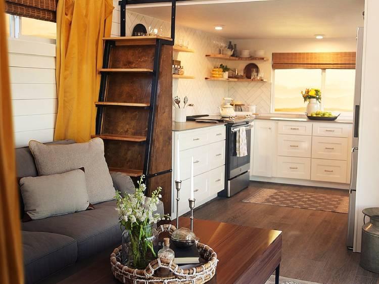 Tiny House Nation: O Mercado das Casas Pequenas