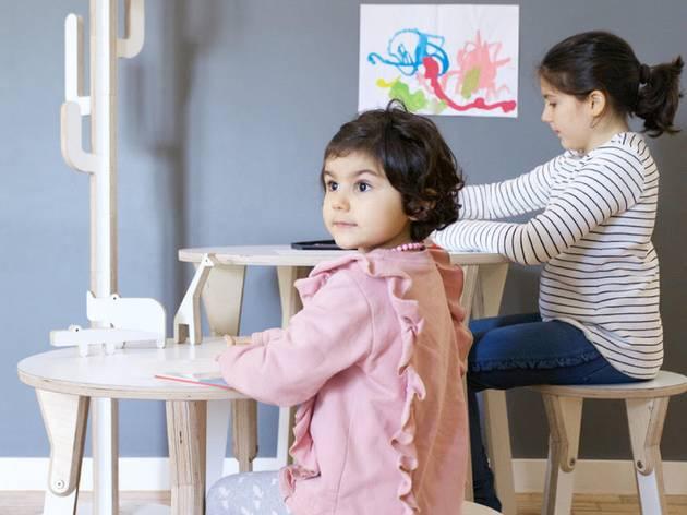 Compras, Mobiliário Sustentável, Upa Kids