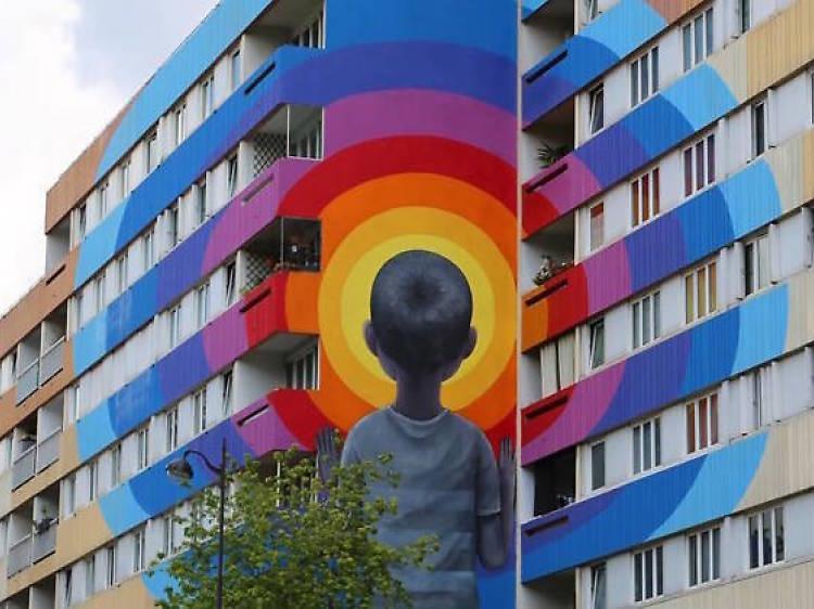 Où voir du street art à Paris ?