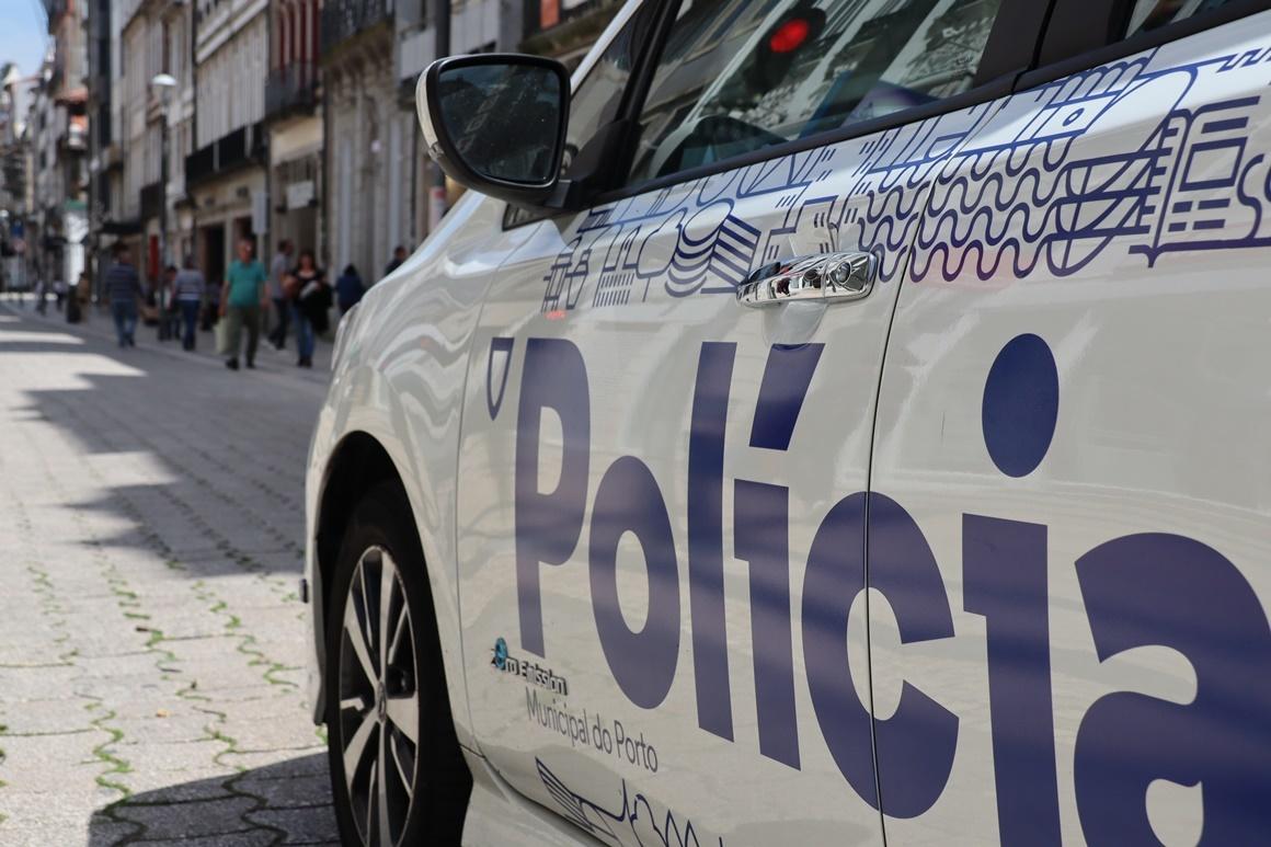 A polícia continua nas ruas