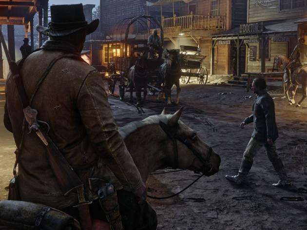 Entretenimento, Videojogos, Red Dead Redemption 2