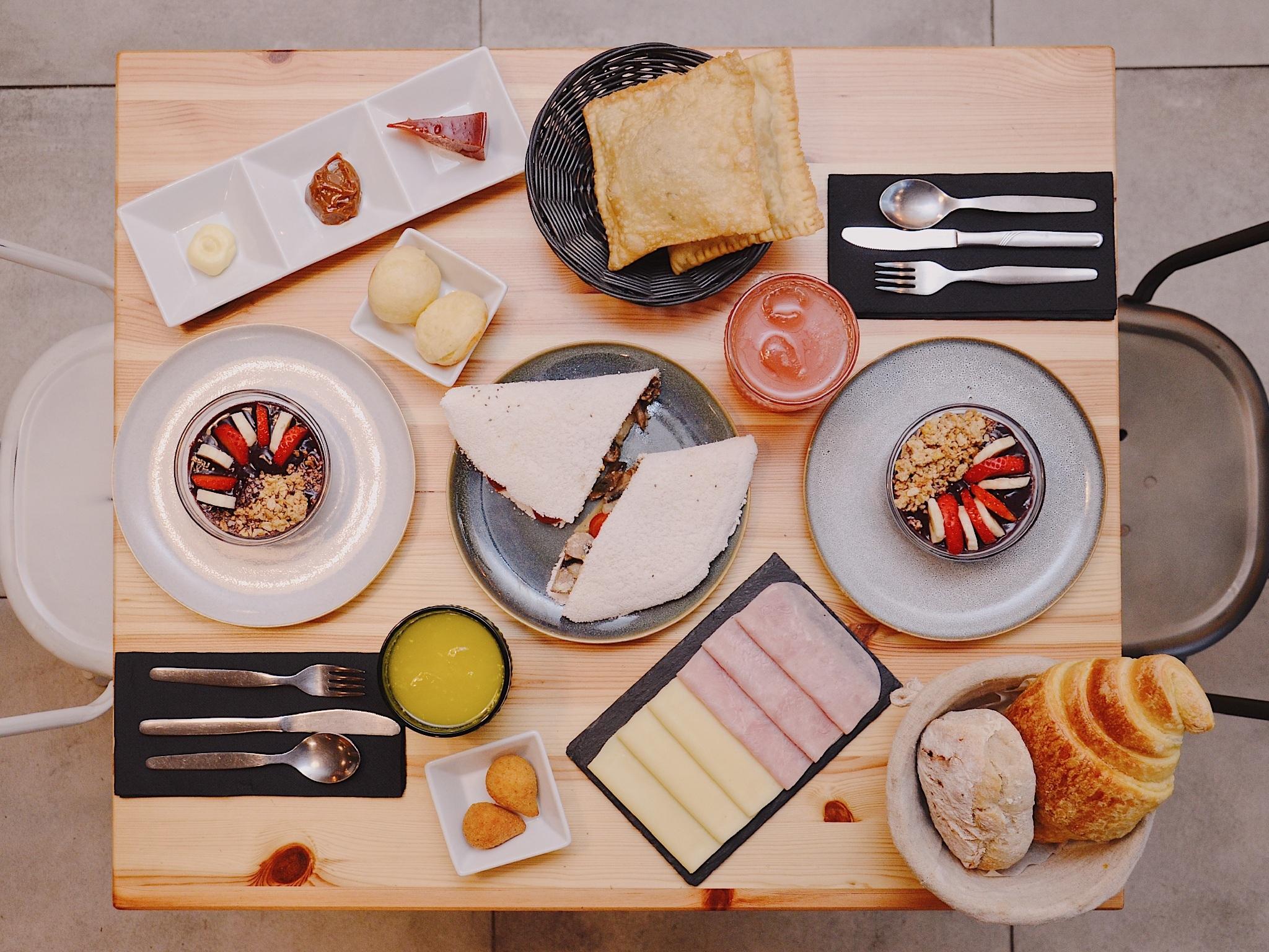 Restaurante, A Lanchonete, Brunch