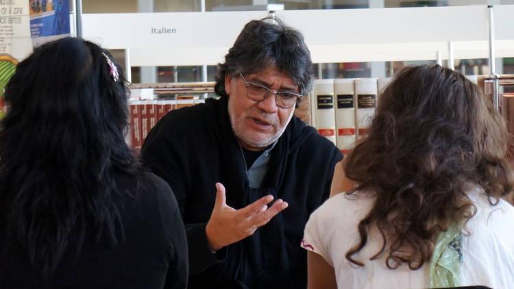Luis Sepúlveda em 2013