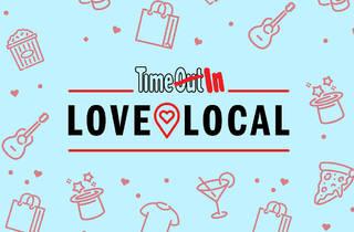 Love Local campaign logo
