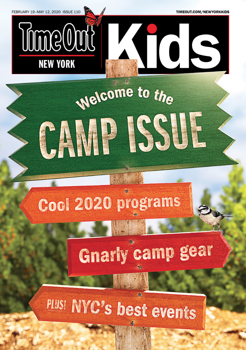 time out new york kids camp issue